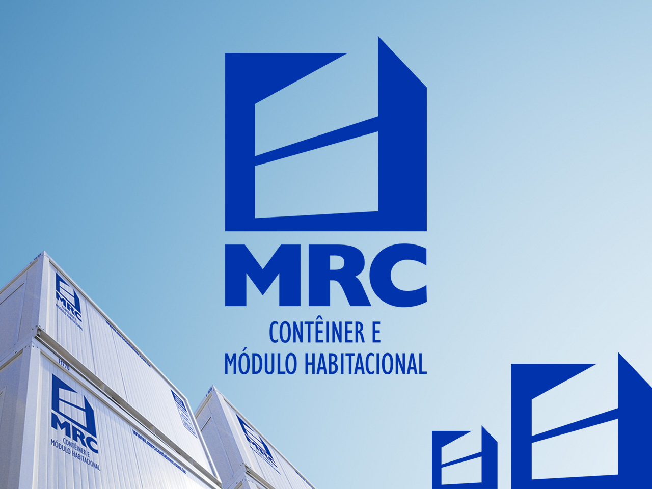 MRC – Contêiner e Módulo Habitacional